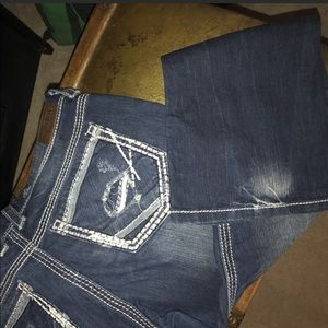 Buckle jeans size 36