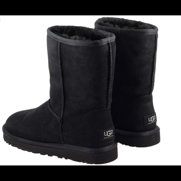 UGG Shoes | Womens Classic Short Black