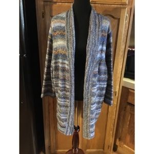 Open Front Cardigan Sweater by Alfred Dunner 3X
