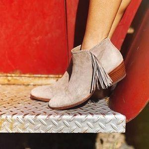 Sam Edelman Paige fringed boots