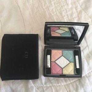Dior Eyeshadow Pallete - Candy Choc 676