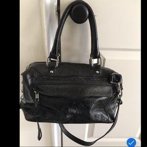 Rebbeca Minkoff Black Morning After bag