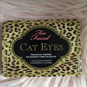 Too faces cat eyes palette