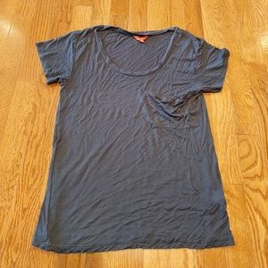 High Line by J Crew Pocket Tissue T-Shirt