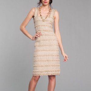 Must go!!! Beautiful Oscar de la Renta Woven Dress