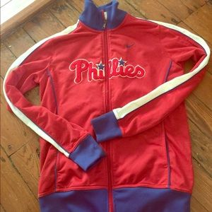 Phillies Track Jacket - MINT Condition