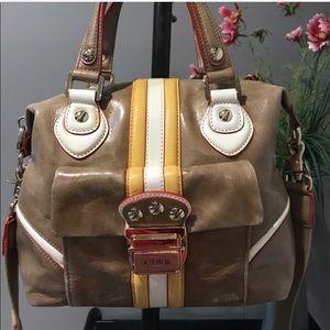 L.A.M.B. Gwen Stefani Satchel Bag  Pre-Loved