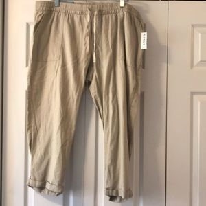 NWT Old Navy pants