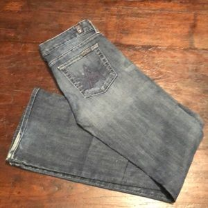 Seven for all mankind 'A' Pocket size 27