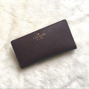 Kate Spade Plum Wallet