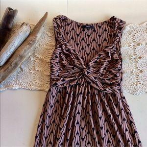 Anthro By Tart Callie Empire Waist Maxi Dress