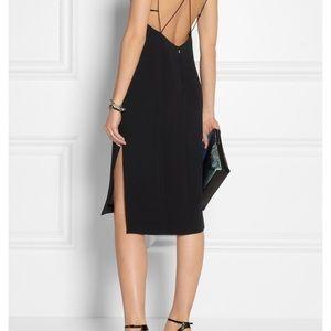 NWT Zara Dress Maxi Double Side Slits sz L