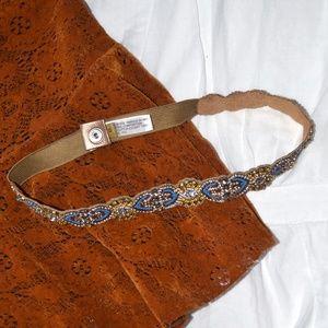LOFT | Beaded Elastic Belt