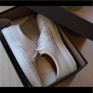 Nisolo Diego low top sneaker 9.5