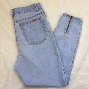Vintage Jordache 'MOM' jeans size 11/12