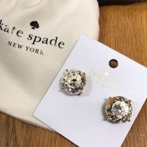 NWT Kate Spade gumdrop earrings