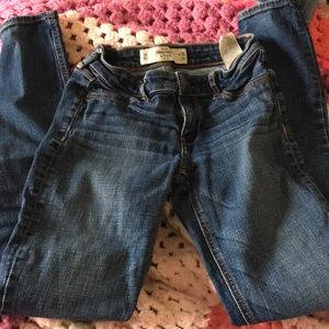 Abercrombie And Fitch skinny jeans