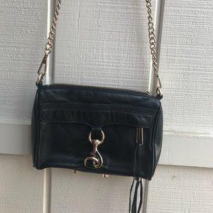Rebecca Minkoff classic black crossbody bag 🖤
