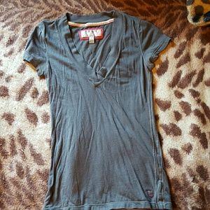 American Eagle Grey Shirt