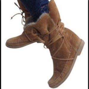 Jack Rogers Little Nell Tan/brown Boots