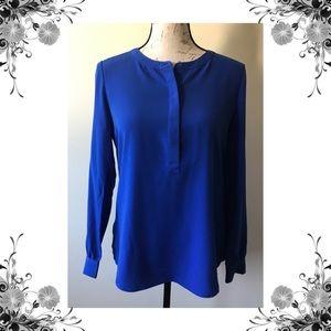 🆕{NYDJ} Royal Blue Blouse