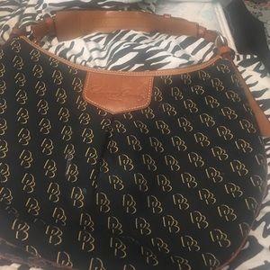 Dooney & Bourke hobo purse
