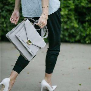 Loeffler Randall Medium Ryder Bag -Mint Green $525