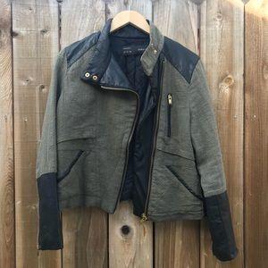 Zara Olive Jacket