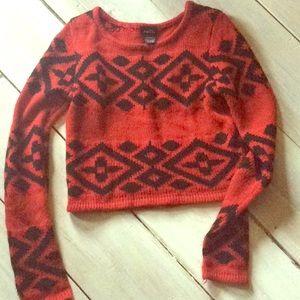 Rue 21 crop top sweater