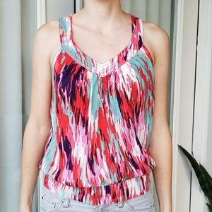 Forever 21 Colorful Top