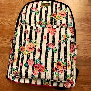 Betsey Johnson Luv backpack new