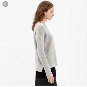 Madewell Texturework Sweater Sz XS