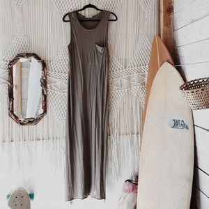 Zara Comfy Maxi Dress