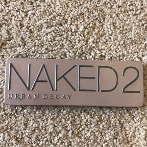 Urban Decay Naked 2 Eye Shadow Palette