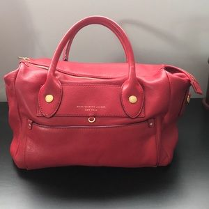 Awesome cherry color Marc by Marc Jacobs Bag