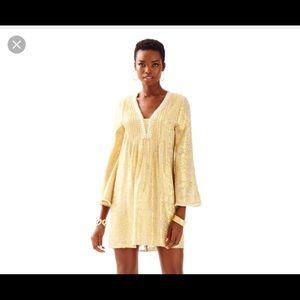 Colby Silk Tunic Dress (never worn)!!!!