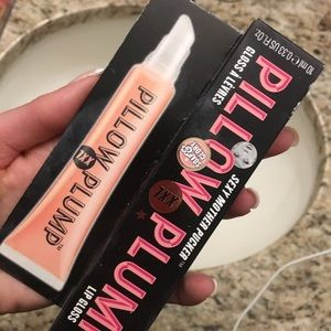 Soap and glory never used plumping lip gloss