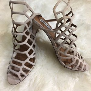 Ankle heel, H 3 1/2