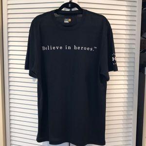 Under Armour Believe in Heroes tee