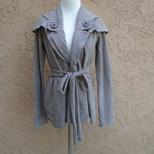 ANTHROPOLOGIE ~ SPARROW ~ SWEATER ~ S ~ BEAUTIFUL!