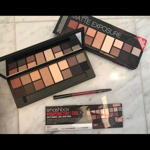 Smashbox Matte Exposure Palette