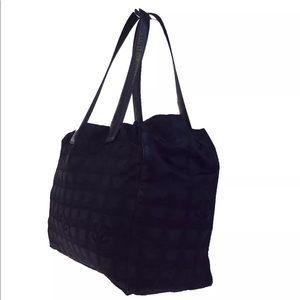 deb2c76f425 CHANEL Bags - Chanel Tote Bag Like New Logo Travel Size MM
