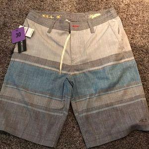 O'Neill board shorts NWT