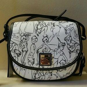 Peter Pan Hallie Crossbody Bag -Dooney & Bourke