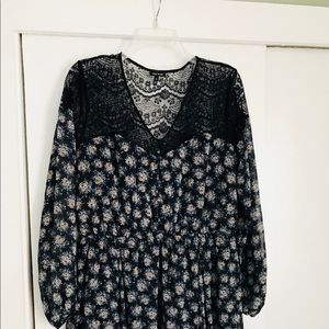 River island size 18 blouse
