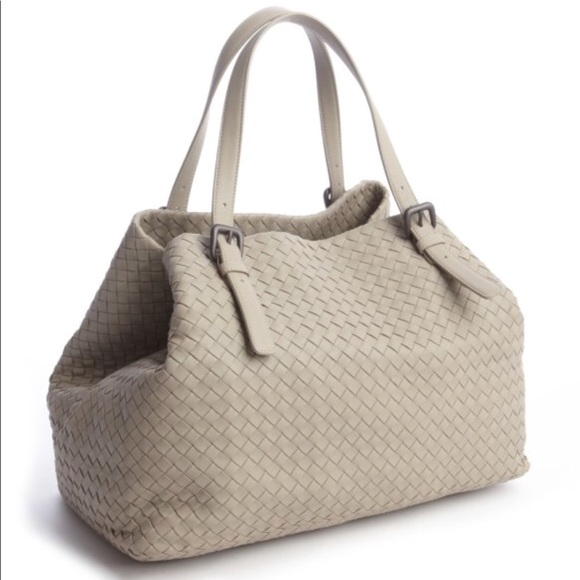 bcfa6f86ae Bottega Veneta Handbags - Bottega Veneta NAPPA LARGE CESTA BAG