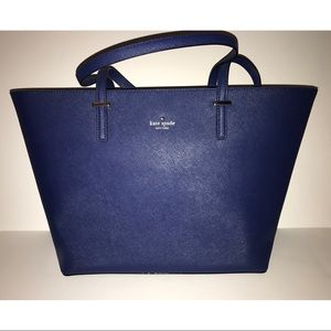 NWTS Kate Spade Blue Medium Cedar Street Harmony