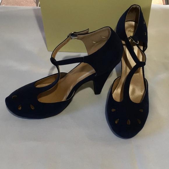 e78be7e23d Modcloth Shoes | The Zest Is History Heel | Poshmark
