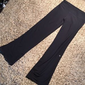 Lululemon Athletica Reversible Leggings