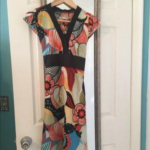 Colorful Zara dress